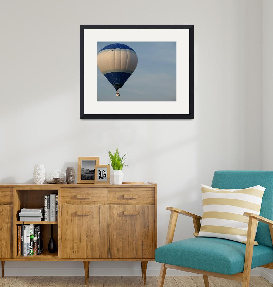 """""""Some hot air balloons 3"""" (2008) by Albertphoto"""