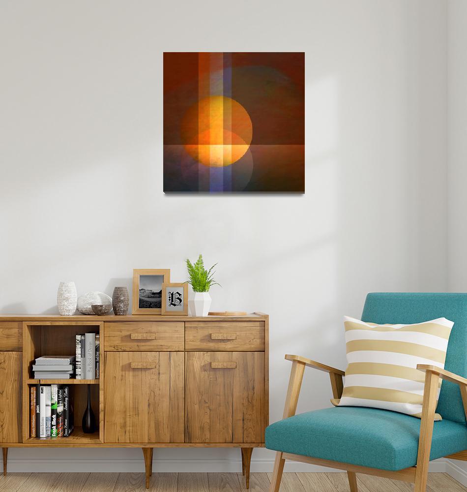 """Domestic Sphere # 8""  (2009) by Maija"