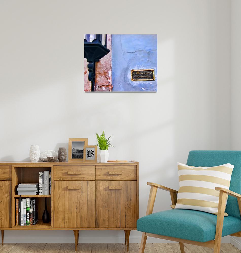 """Villa Hermosa, Alamos""  by johncorney"