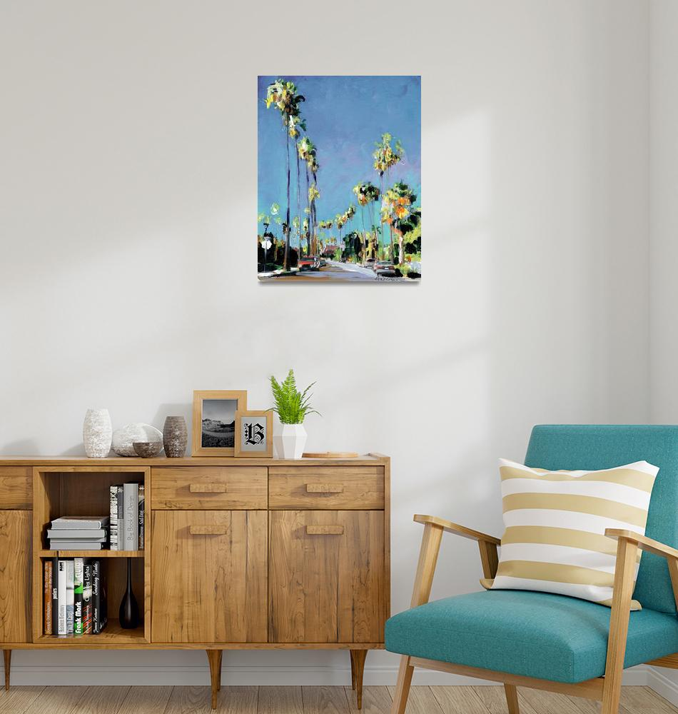 """Panorama Drive San Diego by RD Riccoboni""  (2007) by RDRiccoboni"