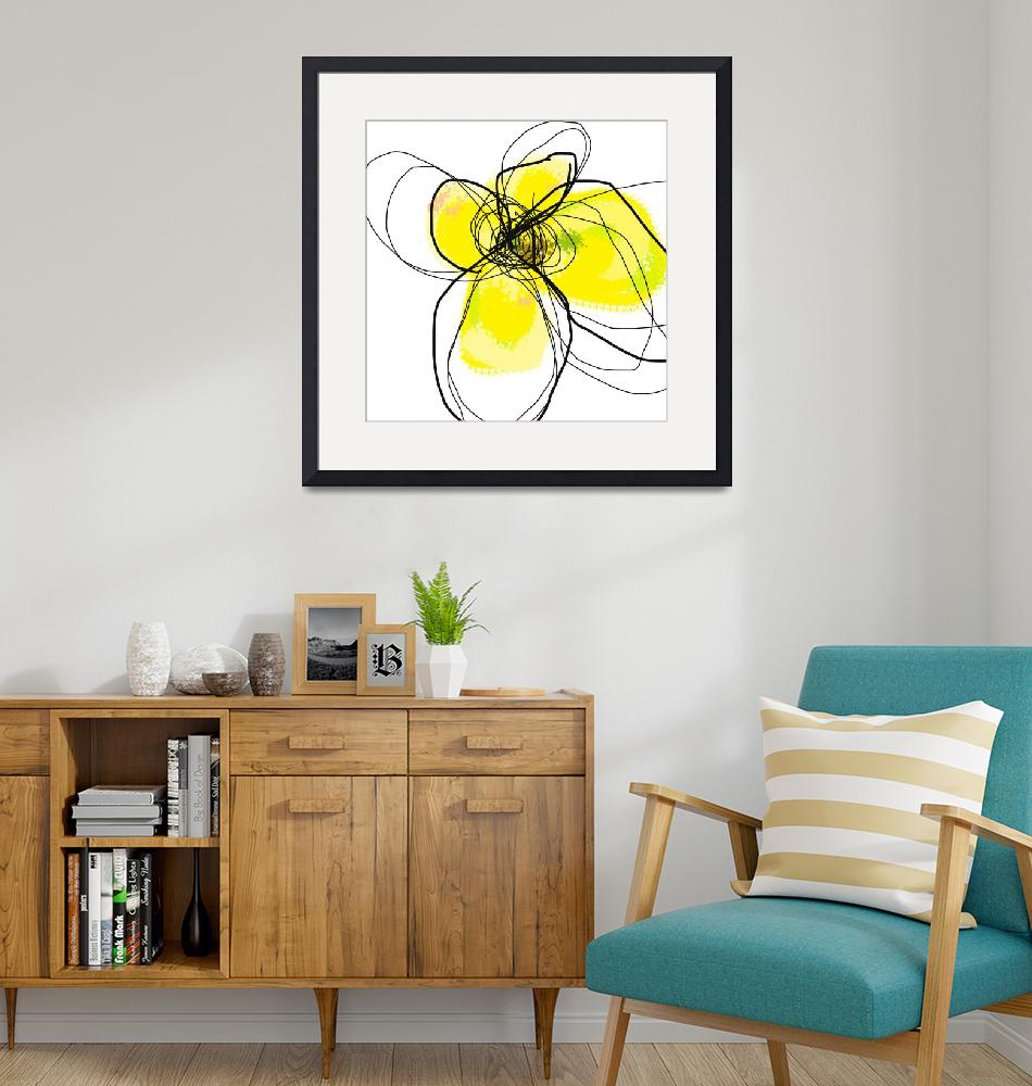 """""""Yellow Petals 2""""  (2009) by TuesdayMoon"""