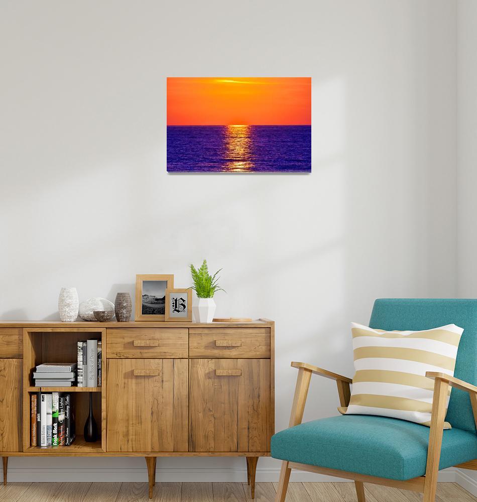 """""""Sunset.""""  by FernandoBarozza"""