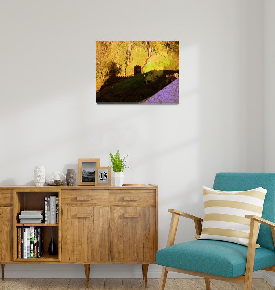 """The Hauenstejn Tower, From the Tower""  by Artsart"