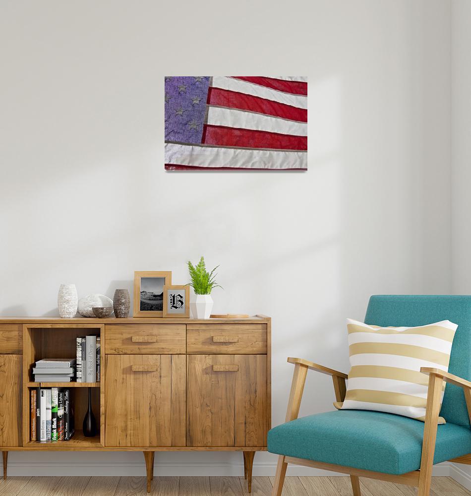 """A Charleston 4th: The Flag""  by robmenna"
