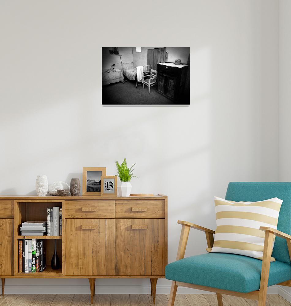 """""""Hospital room""""  (2000) by xlaburu"""