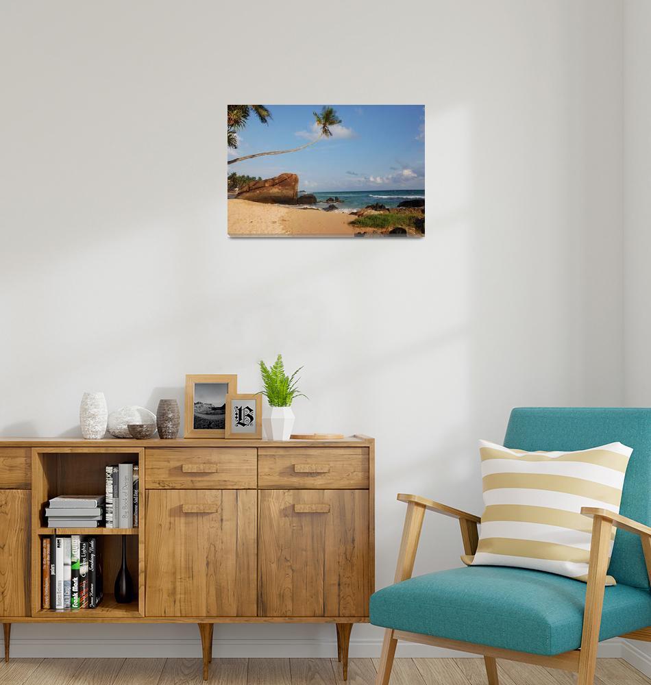 """Sri Lankan Beach""  by BobDenton"