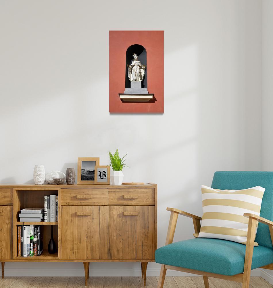 """""""Virgin Mary statue.""""  by FernandoBarozza"""