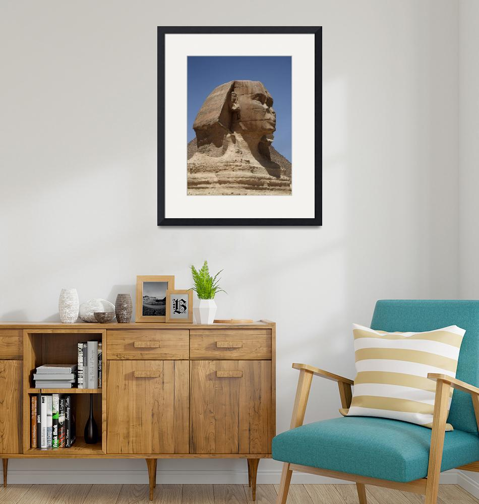 """""""The Sphinx""""  (2008) by DonnaCorless"""