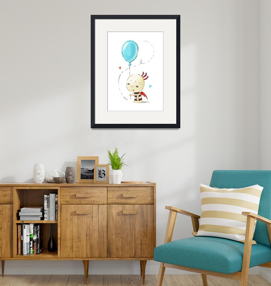 """""""Balloon 2""""  (2013) by freeminds"""