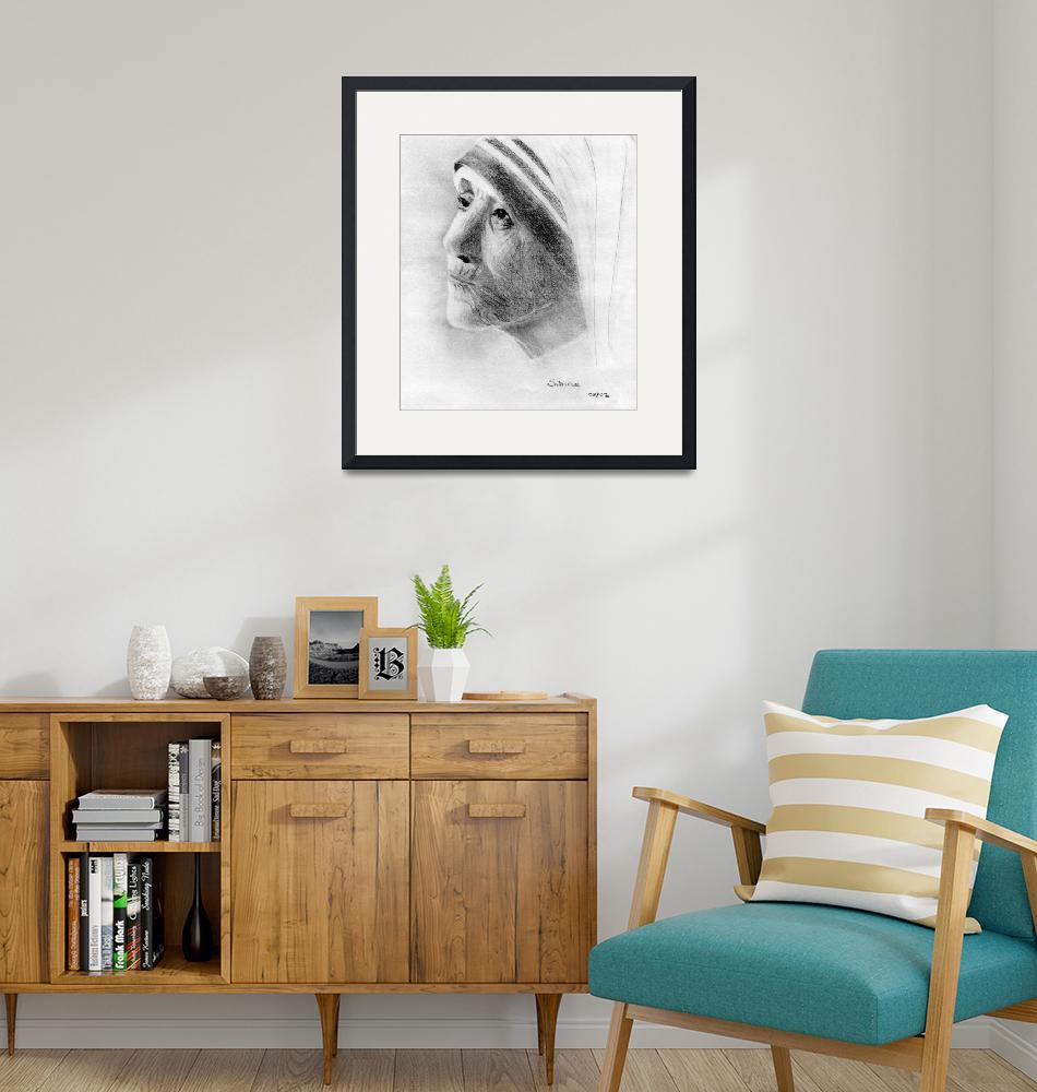 """""""Mother Theresa""""  by freedomart1"""