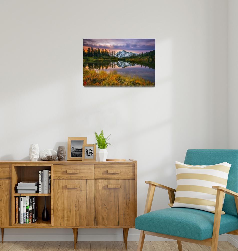 """Mt Shuksan by Cody York_0442""  by cyorkphoto"