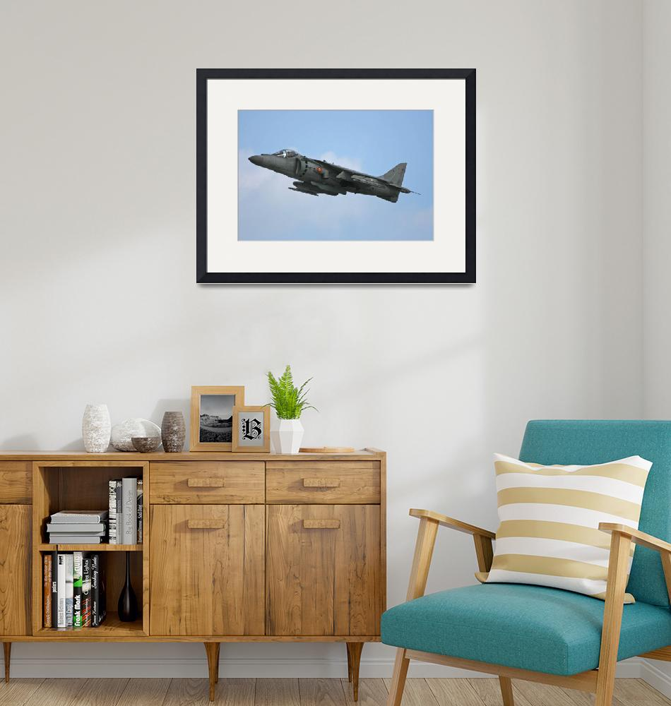 """""""Harrier""""  (2007) by athleticpete"""