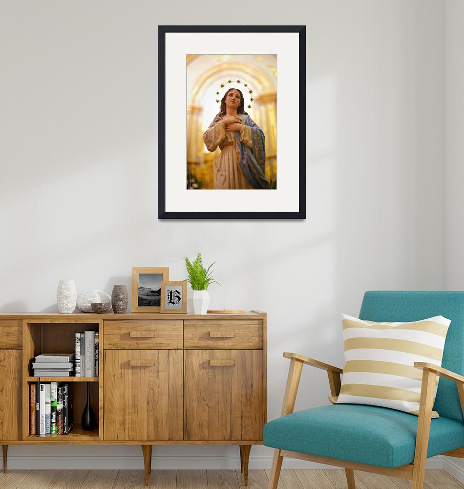 """""""Our Lady of Conception""""  (2019) by gavila"""