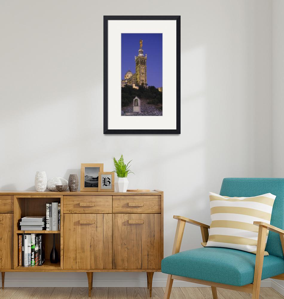 """""""Low angle view of a tower of a church""""  by Panoramic_Images"""