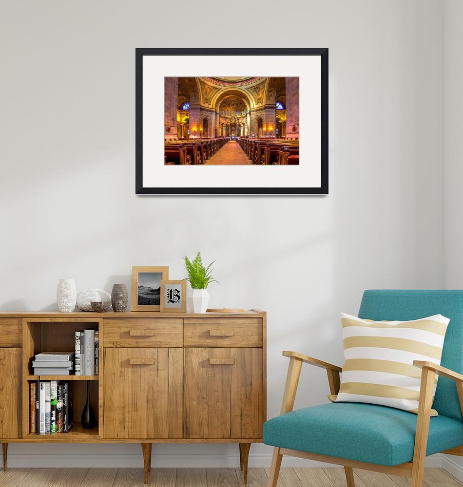 """""""St. Paul Cathedral""""  (2014) by pauldomsten"""