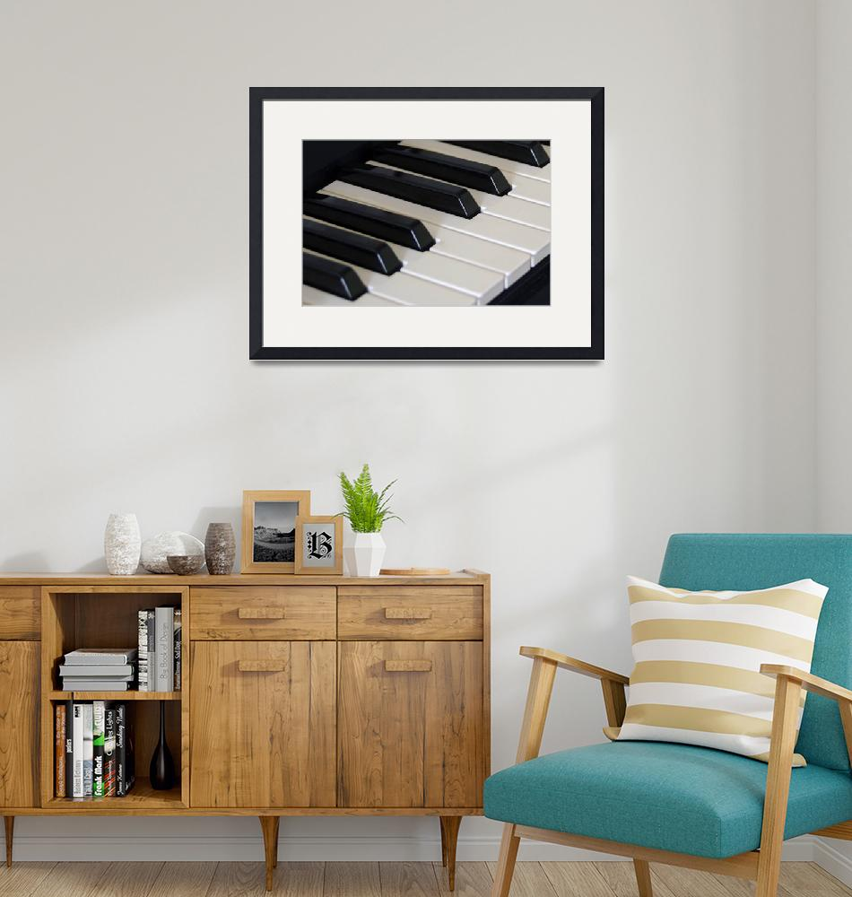 """""""Piano""""  (2012) by DBell"""