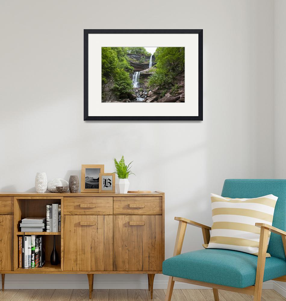 """""""Kaaterskill Falls""""  (2017) by angelophotos"""
