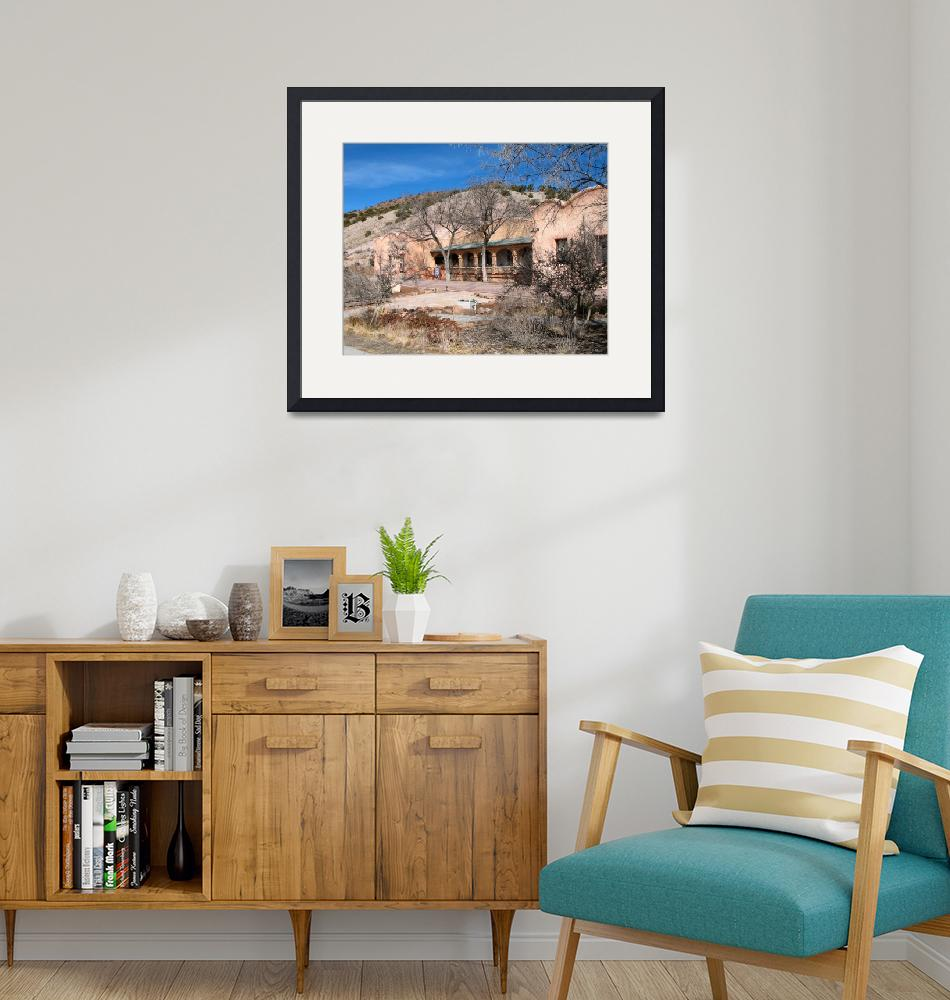 """""""hotel at ojo caliente 2""""  by giamarie"""