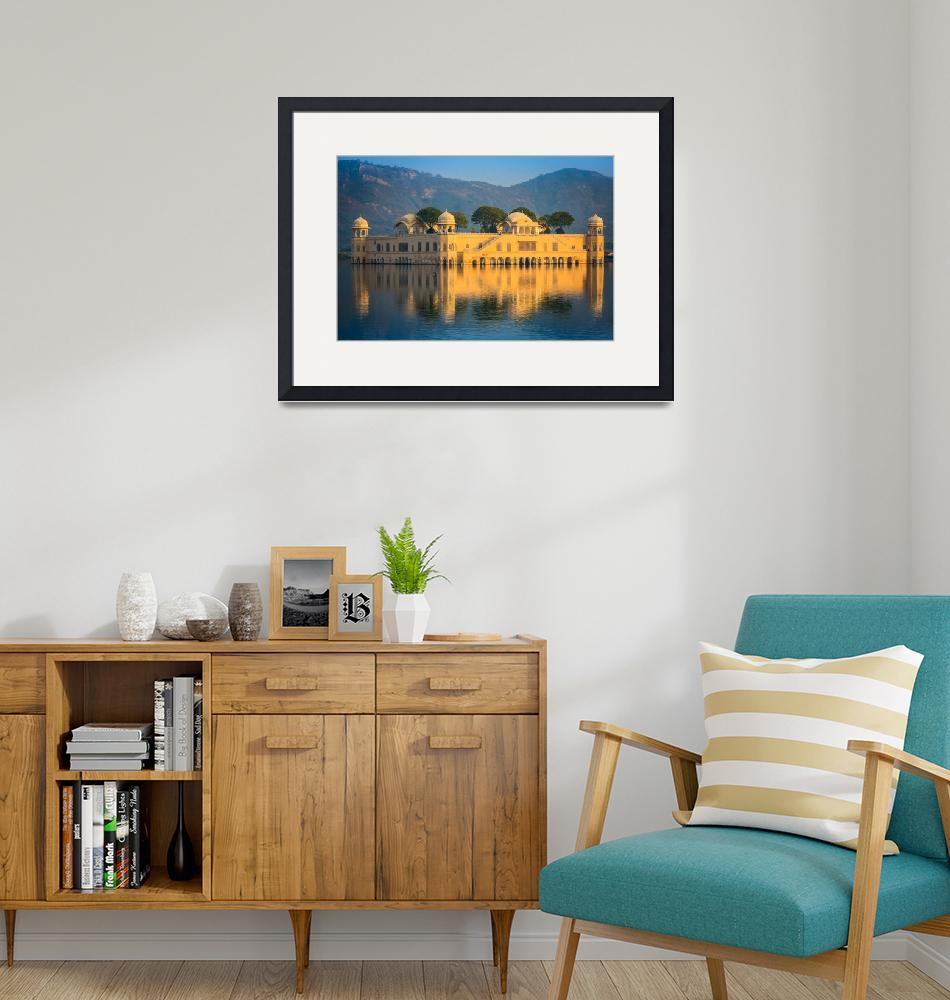 """""""Jal Mahal""""  (2013) by Inge-Johnsson"""