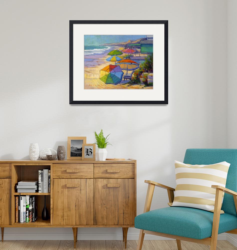 """""""Colors of Crystal Cove""""  (2018) by KonnieKim"""