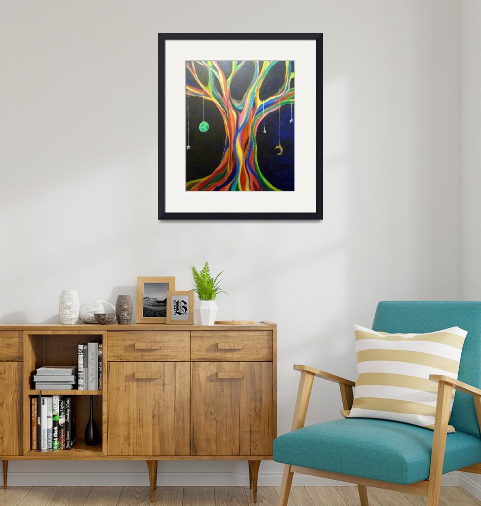 """""""Tree of Change""""  (2010) by simpson"""
