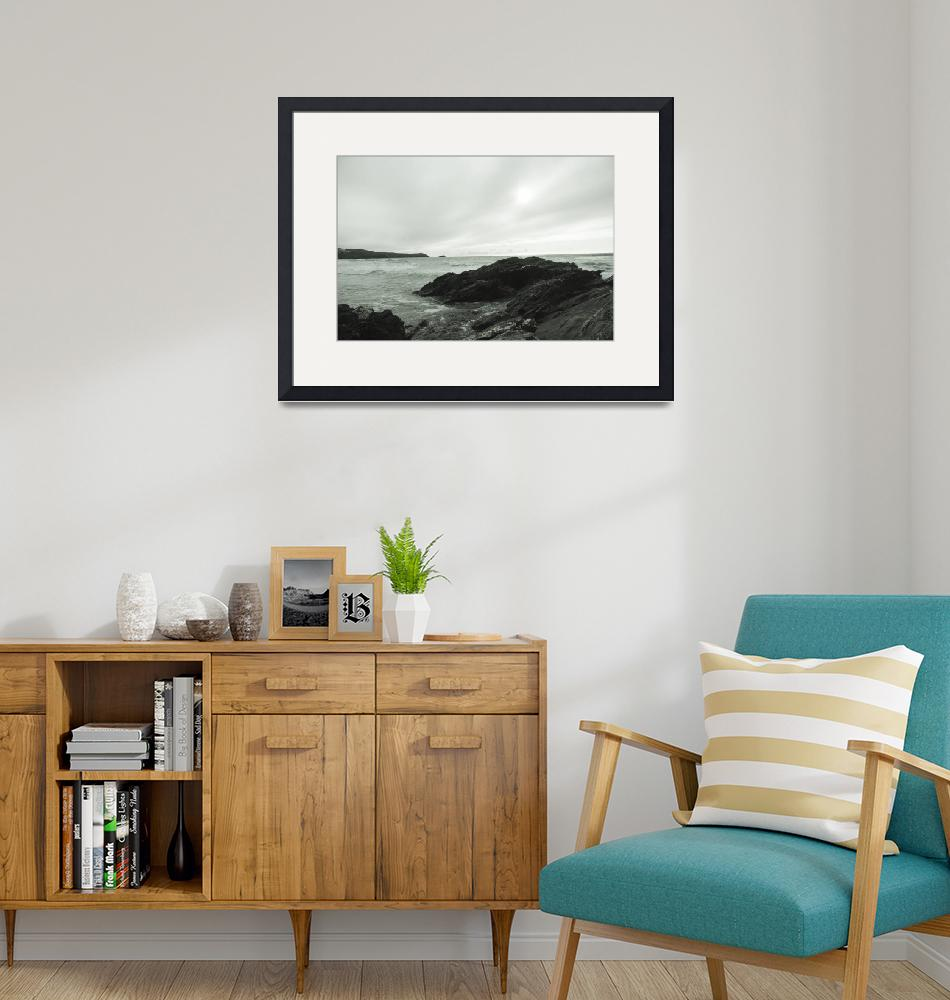 """""""Fistral beach""""  (2008) by chrismidds"""