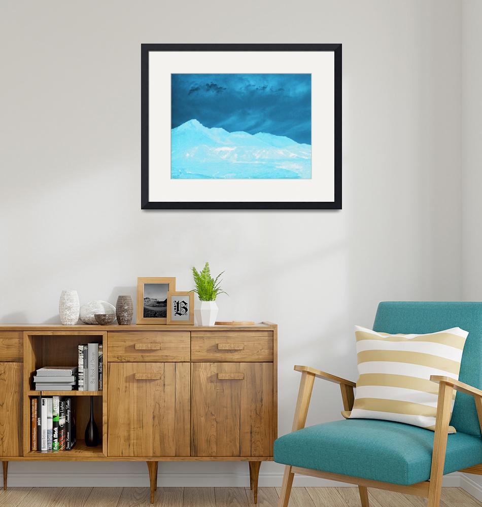 """""""Antarctica""""  (1994) by fineartphotogifts"""