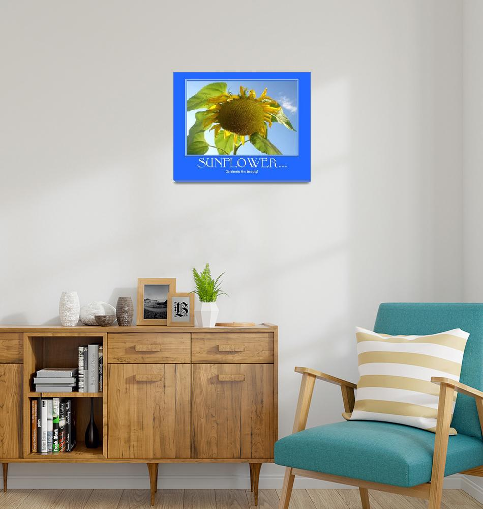 """Sunflower...""  by rgtmum"