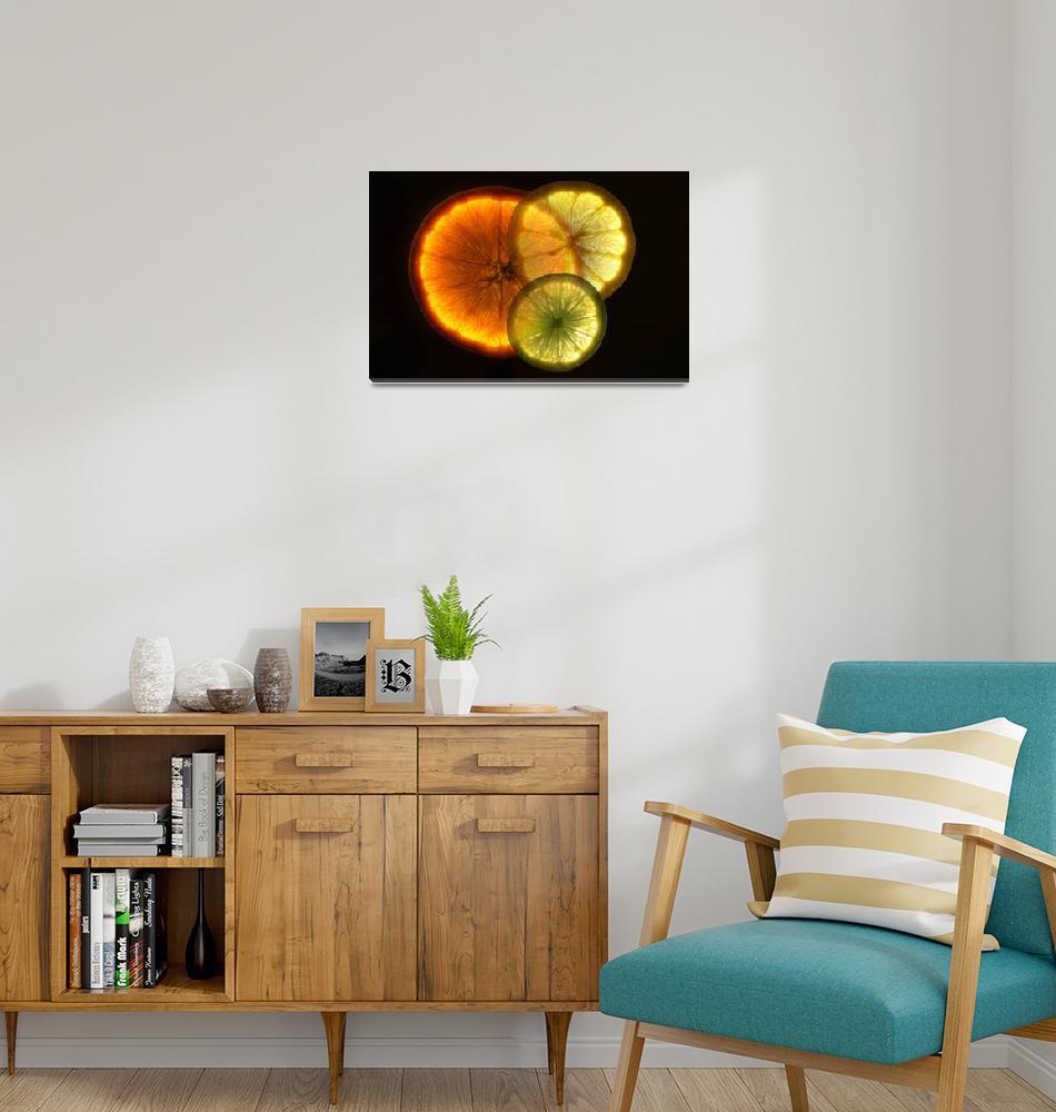 """Citrus Medley""  (2011) by photoacumen"