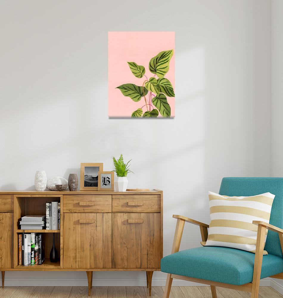 """""""Tropical Rising""""  (2019) by moderntropical"""