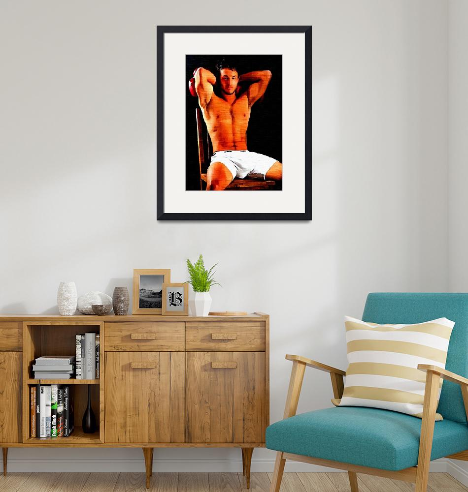 """""""The Boxer""""  (2014) by JosephBrian"""