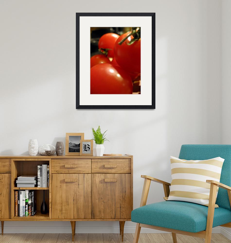 """""""Tomatoes""""  (2012) by AprilO"""