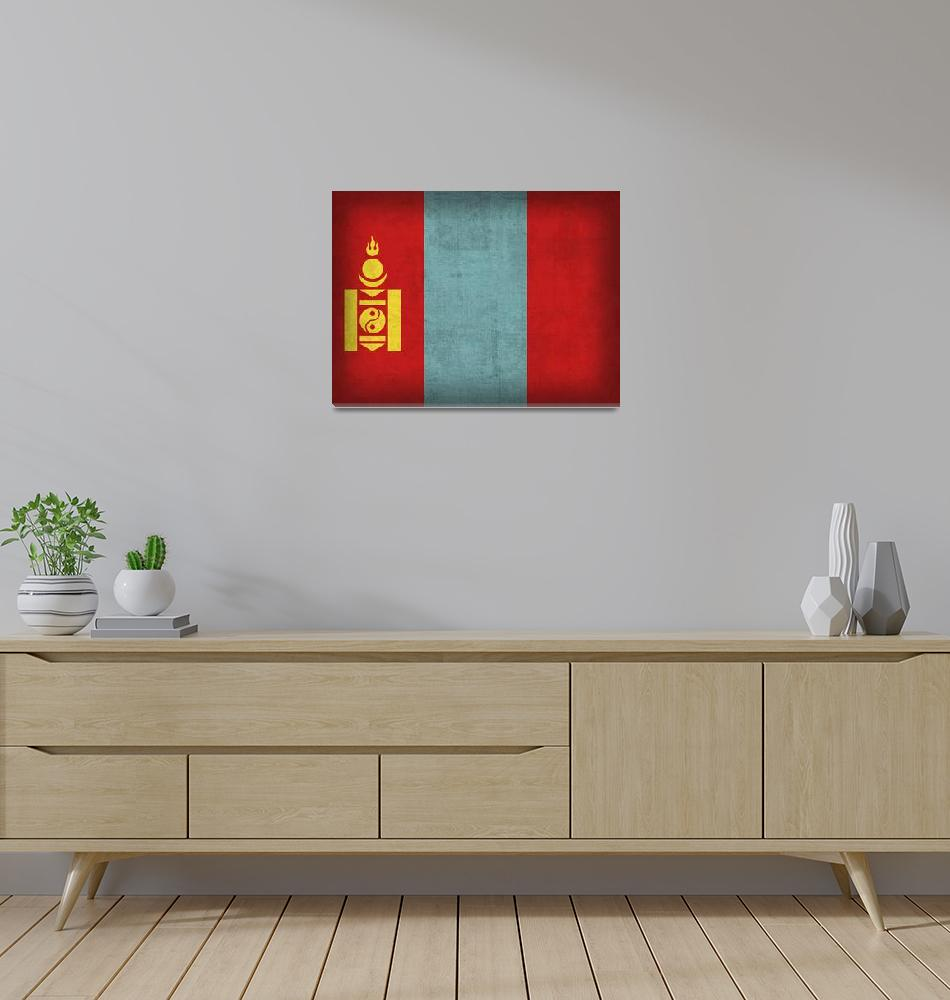 """""""Mongolia""""  by artlicensing"""
