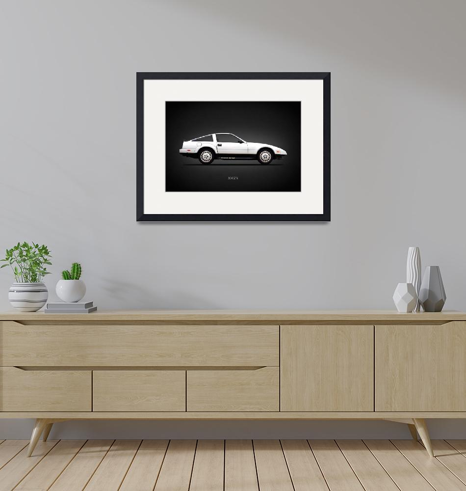 """""""The The 300 ZX Turbo""""  by mark-rogan"""