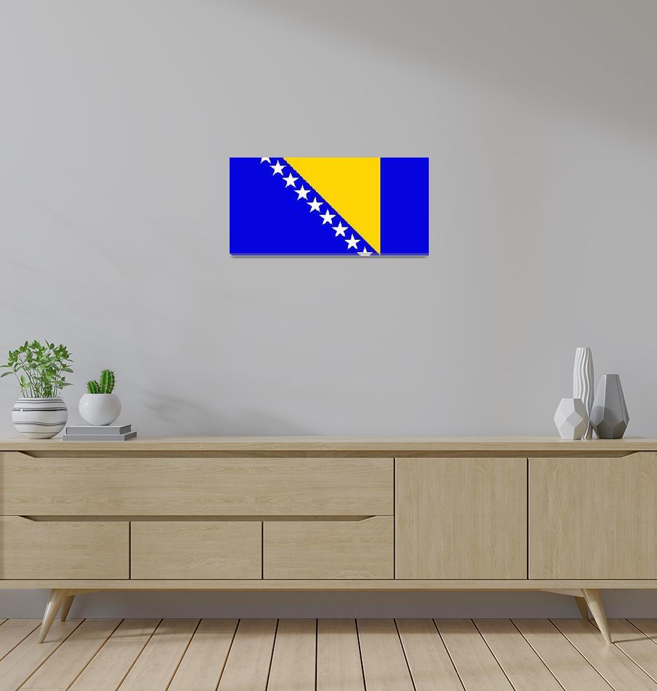 """""""Bosnia and Herzegovina""""  by tony4urban"""
