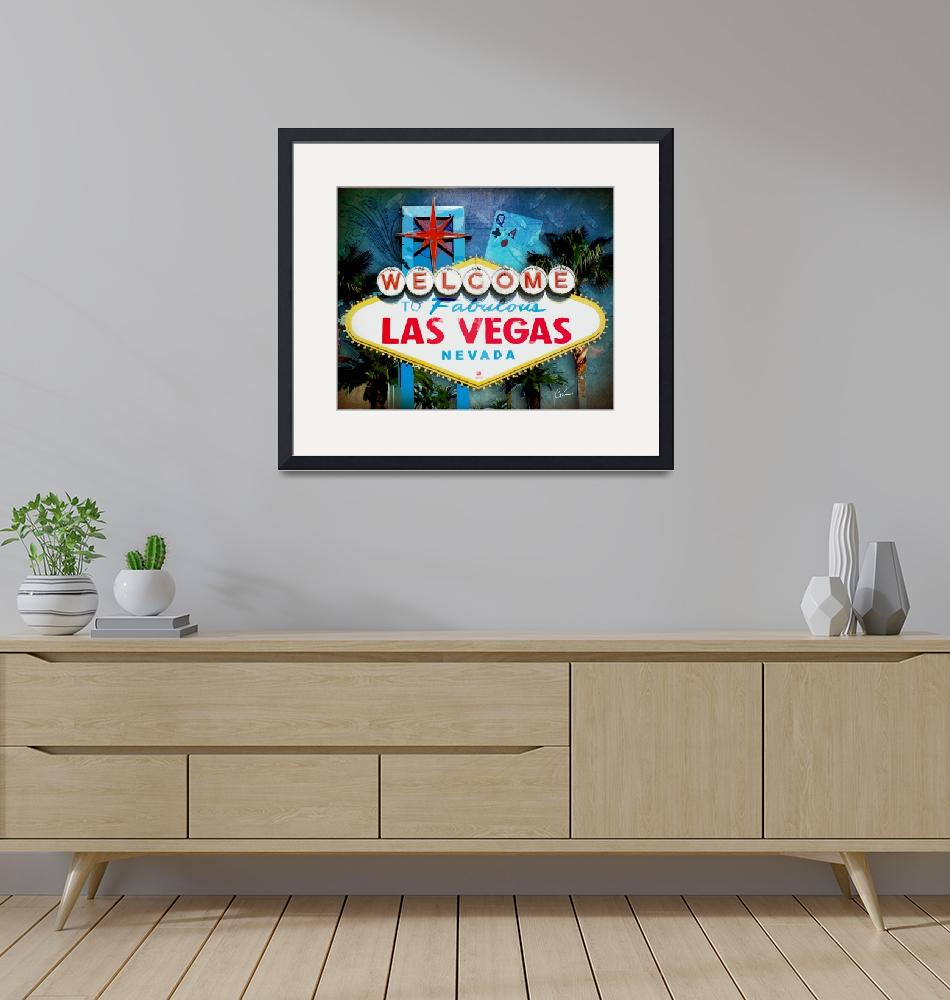 """Vegas!"" (2013) by Corinagallery"
