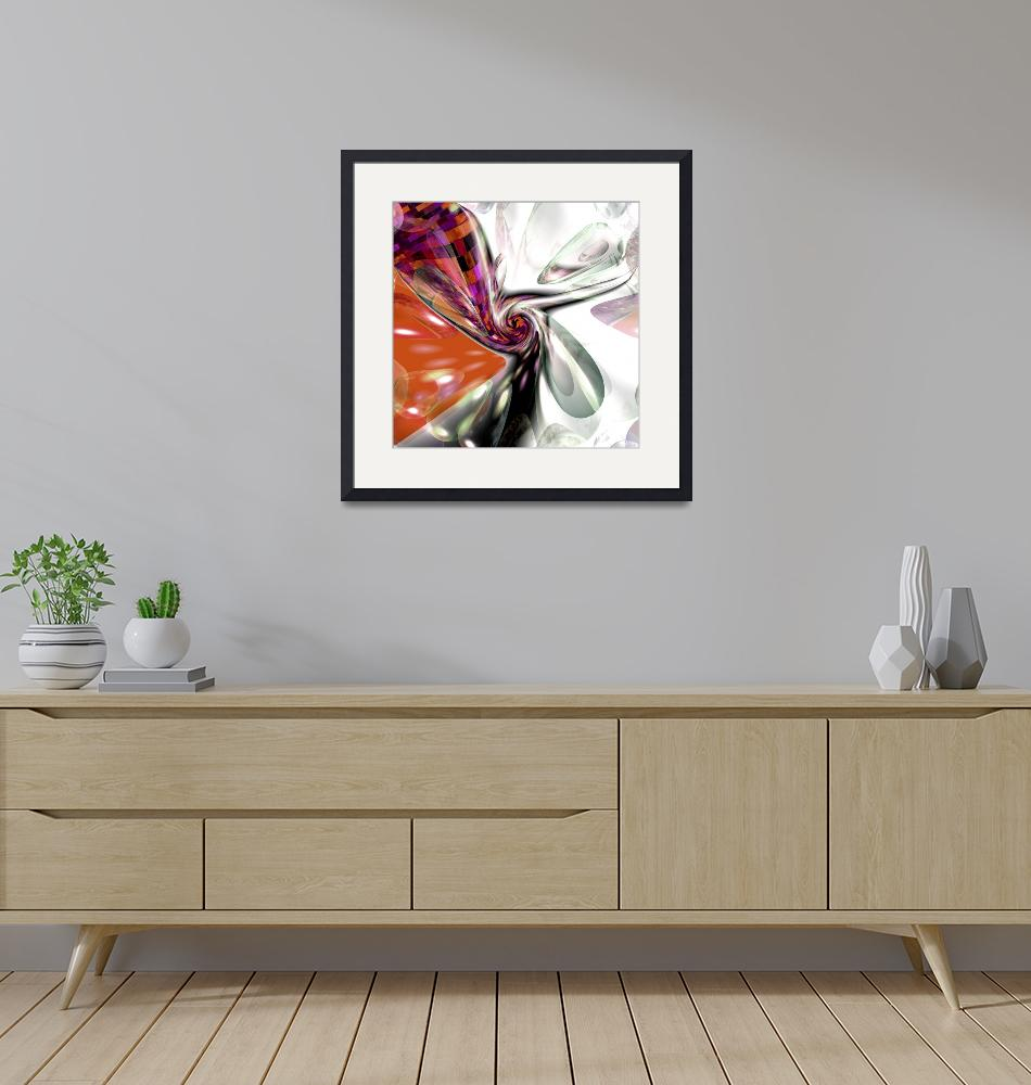 """""""Twisted Wasp""""  (2008) by ArtPrints"""