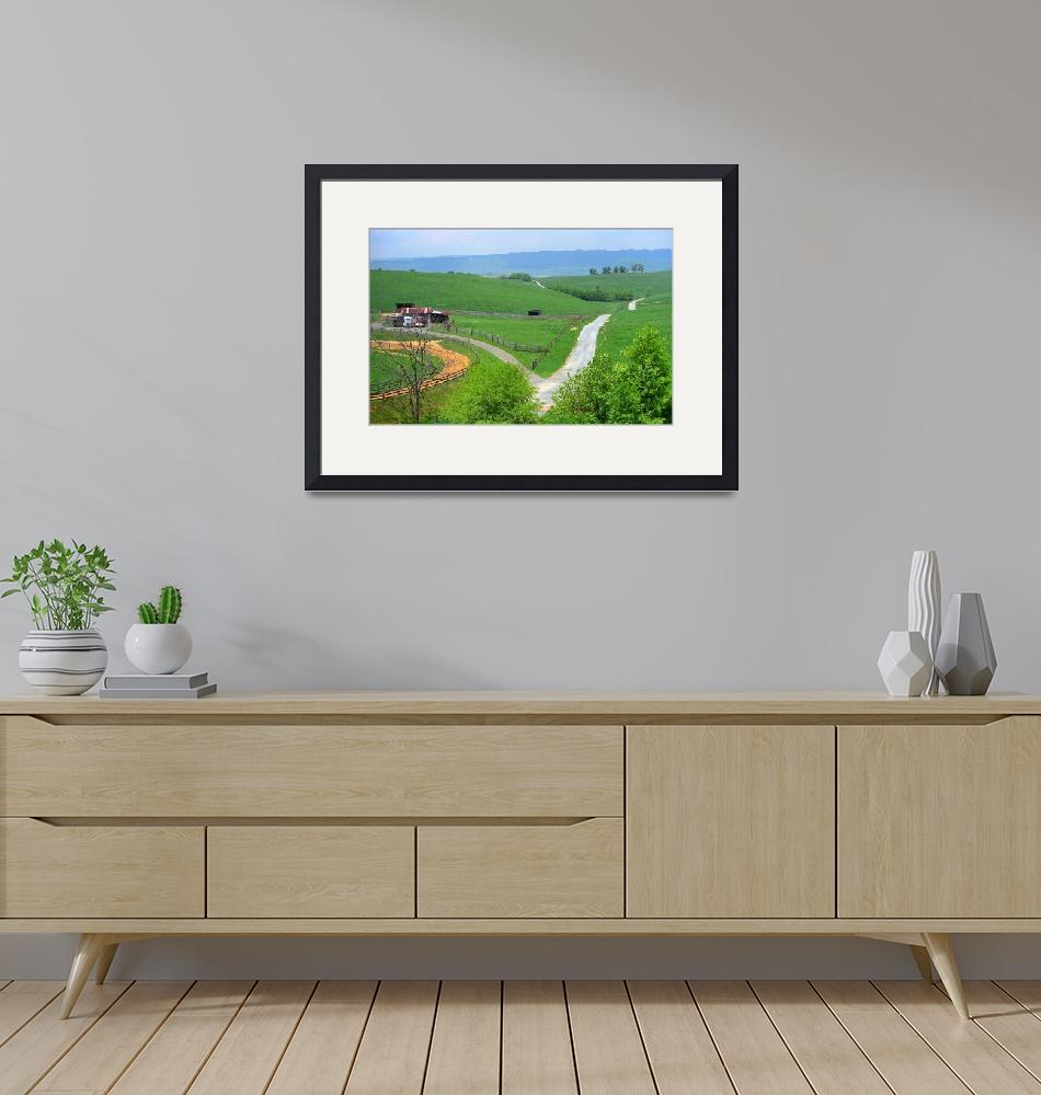 """""""Virginia Countryside""""  (2004) by Ffooter"""