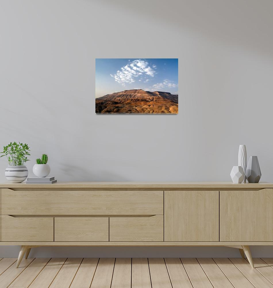 """""""Clouds Over Mountains""""  (2007) by JoaoPonces"""