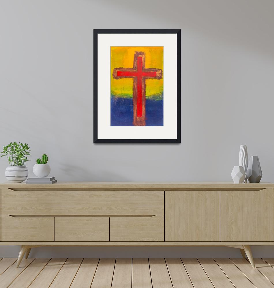 """""""The Cross""""  (2014) by jamese"""