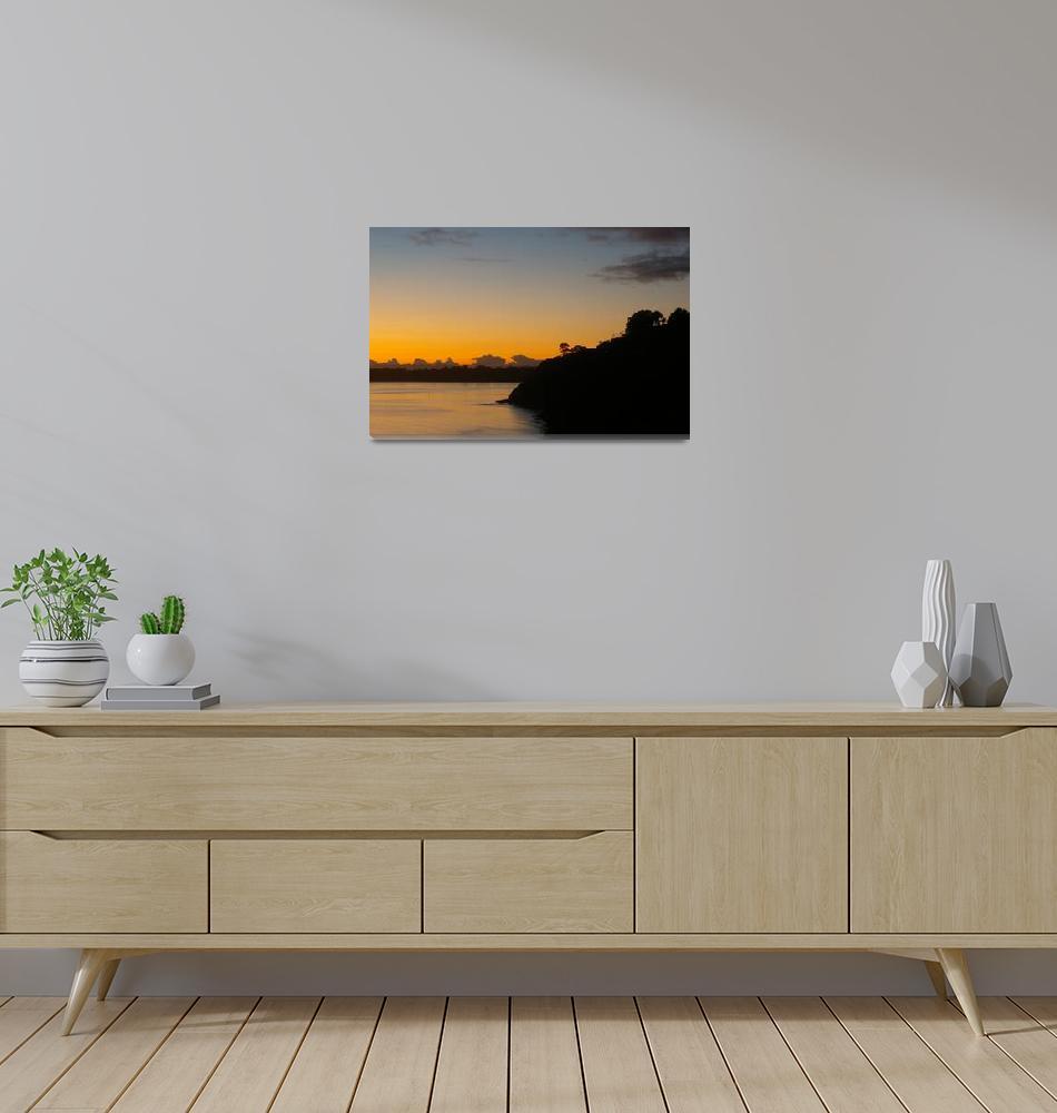 """Auckland Sunrise""  (2007) by iinspire"