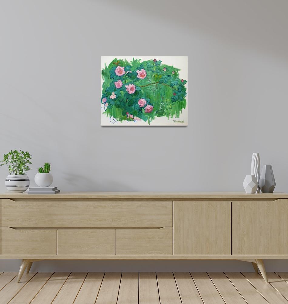 """Tea Roses""  (2013) by ivan_kolisnyk"