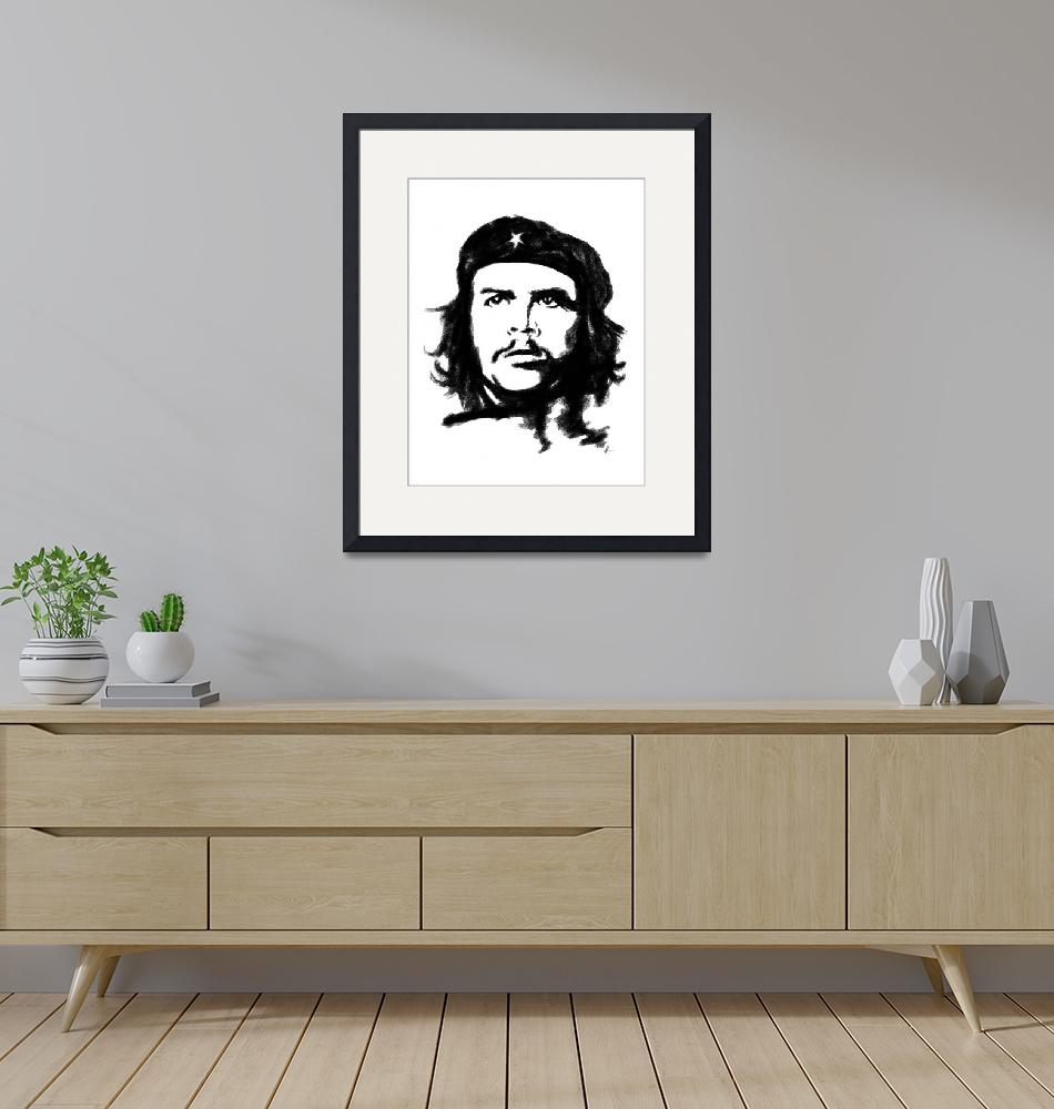"""Che Guevara""  (2010) by Tomatoskins"