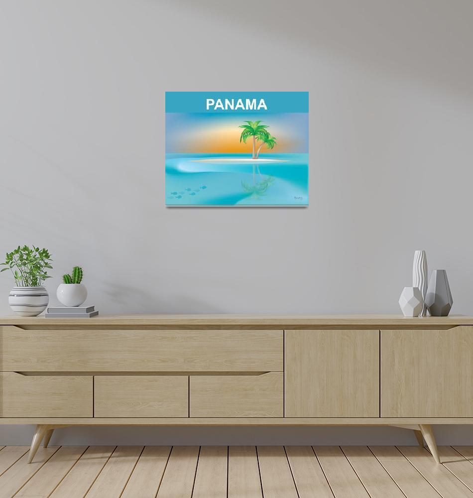 """Panama""  (2011) by loosepetals"