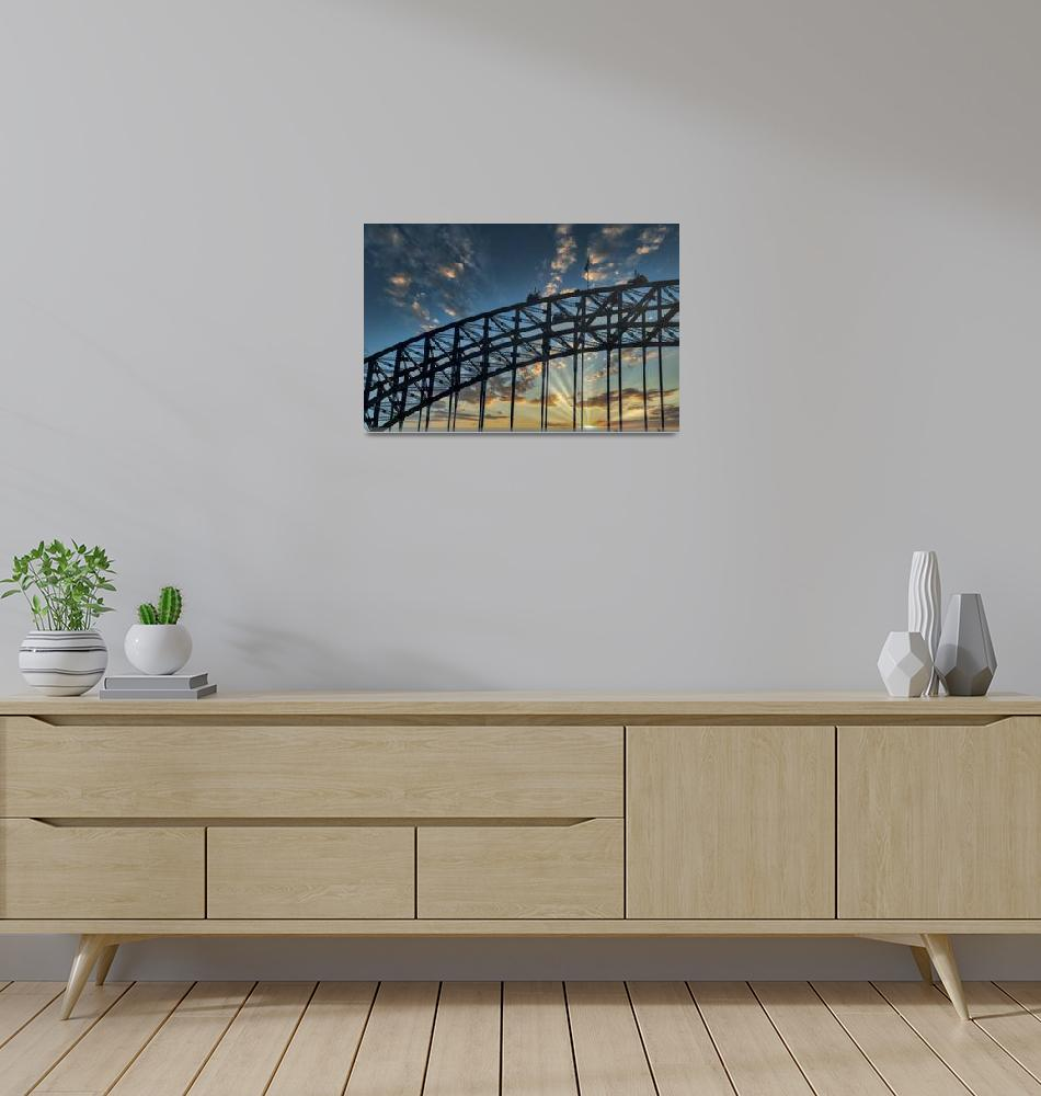 """""""Top Of the Bridge""""  (2010) by PaulCoco"""
