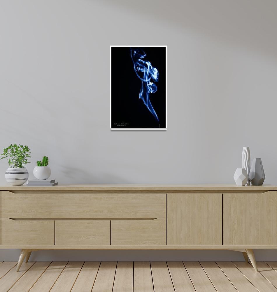 """""""Blue Smoke""""  by lemamone"""