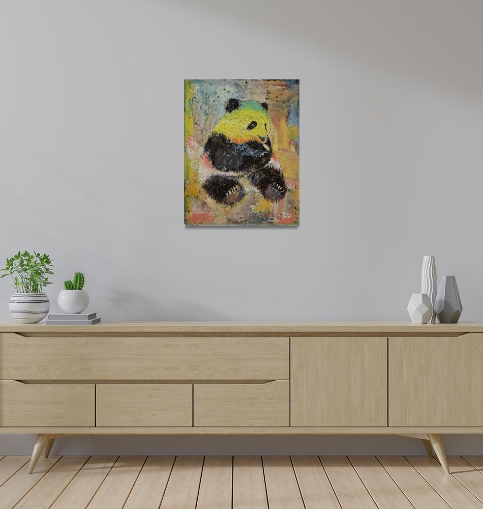 """Rasta Panda""  by creese"