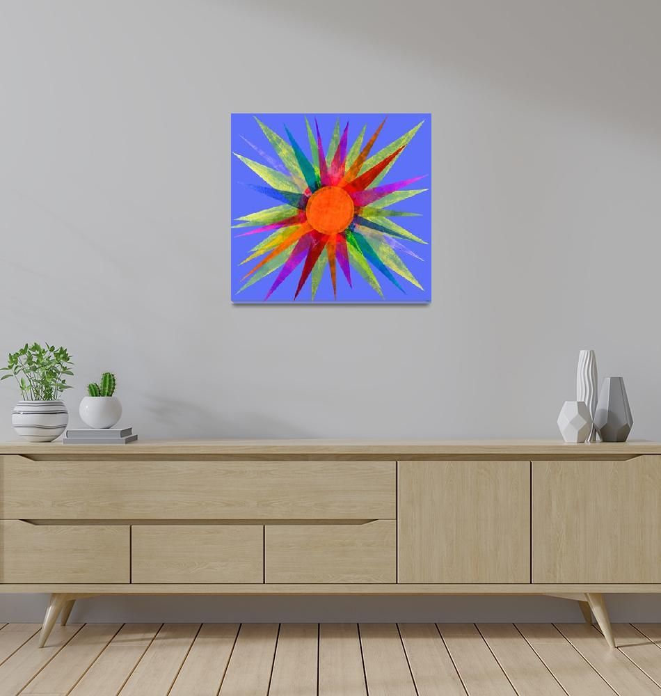 """""""All the Colors in the Sun""""  (2015) by Krispysoda"""