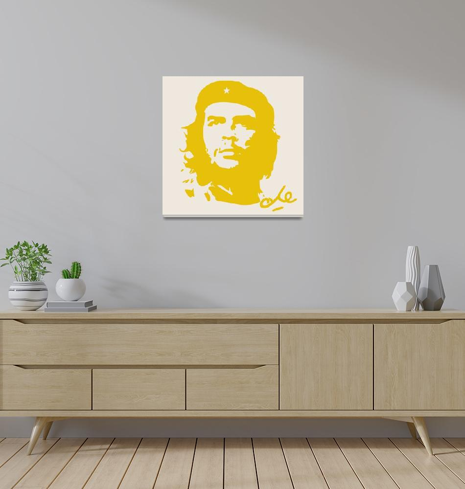 """Che Guevara Poster 19""  by motionage"