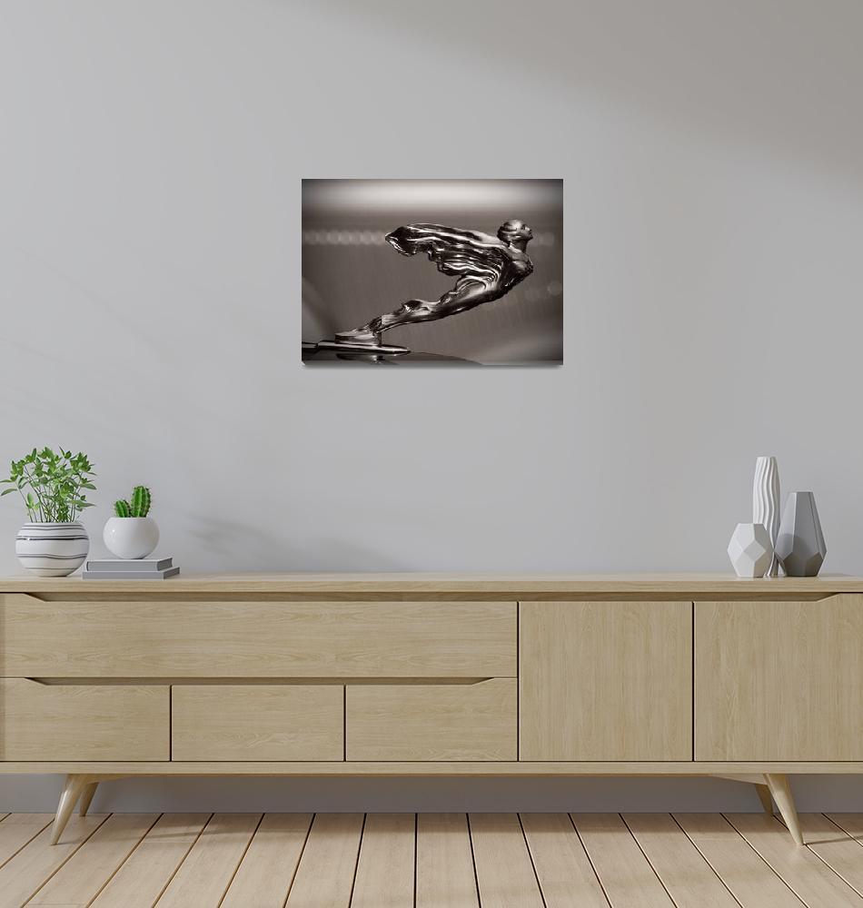 """1933 Cadillac Mascot""  (2008) by JamesHowePhotography"